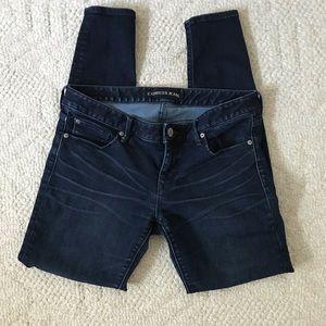 Stella Lowrise Legging Jean- Dark Wash size 10